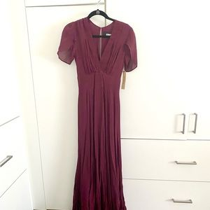 Reformation Evening Gown